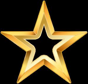 Gold_Star_PNG_Transparent_Clip_Art_Image